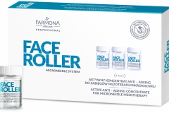 FACE ROLLER Koncentrat Anti Ageing